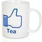 Facebook Like Tea Mug