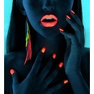 Glow in the Dark Nail Polish- Orange