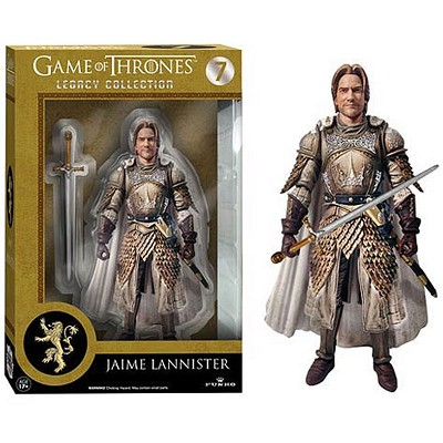Game of Thrones, Action Figure: Jaime Lannister