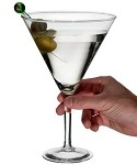 XL Giant Martini Glass