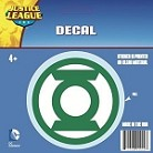 Green Lantern Logo Car Decal, Green and White Only