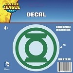 Green Lantern Logo Car Decal, Green