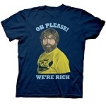 Hangover 3: Oh Please, We're Rich T-Shirt