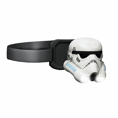 Star Wars: Stormtrooper LED Head Lamp