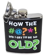 How Did I Get OLD? Flask
