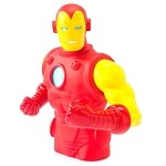 Iron Man Comics Bust Bank