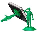 Army Man Phone Stand