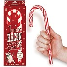 Jumbo Bacon Candy Cane
