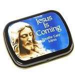 Jesus Is Coming, Breathe Easy Mints