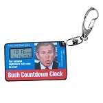 George Bush Countdown Clock