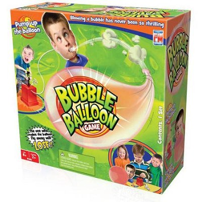 The Bubble Balloon Game