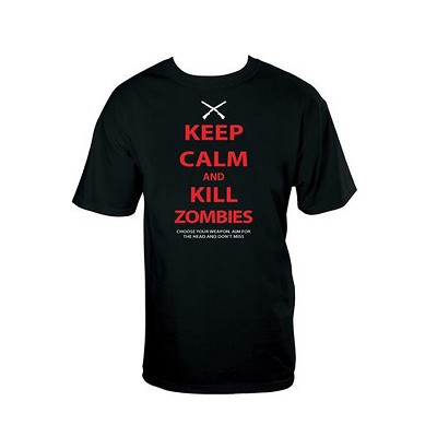 Keep Calm, Kill Zombies T-Shirt