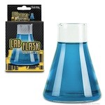 Lab Flask Shot Glass