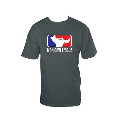 Man Cave League T-Shirt