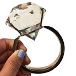Mega Diamond Ring