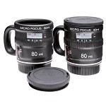 Micro Focus Espresso Mug, Set of 2