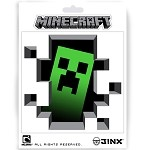 Minecraft: Creeper Inside the Block Sticker