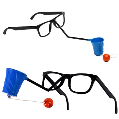 Face Basketball Glasses