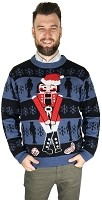 Ugly Christmas Sweater: The Nutcracker