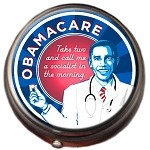 Obamacare Pill Box