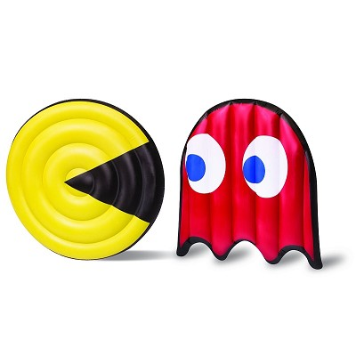 Pac Man & Ghost Pool Floats