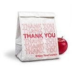 Out to Lunch Bag
