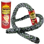 Snake in Potato Chips