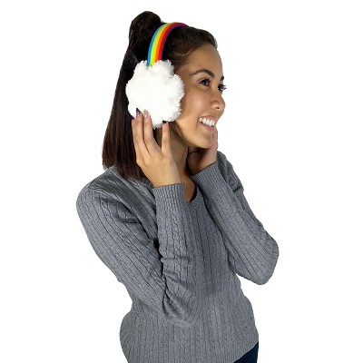 Rainbow Earmuffs