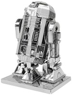 Star Wars: R2-D2 Metal Model