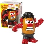 The Red Hulk Mr. Potato Head