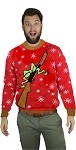 Ugly Christmas Sweater: Xmas Rebellin' Rifle