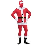 Santa Second Skin Morphsuit