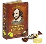 Shakespeare Candy Book