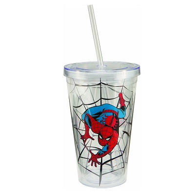 Spider-Man 18 oz. Acrylic Travel Cup