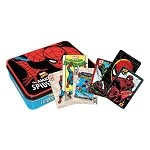 Spiderman Playing Card Tin Set