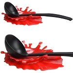 Blood Splash Spoon Rest