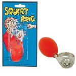 Squirt Ring Prank