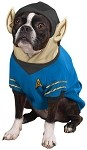 Star Trek: Small Spock Dog Hoodie