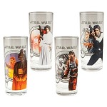 Star Wars: Character Glass Set