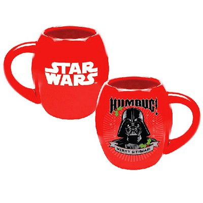 Star Wars: Darth Vader Holiday 18oz. Ceramic Mug