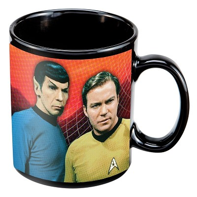 Star Trek Warp 12 oz. Ceramic Mug