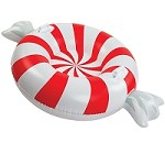 Peppermint Snow Tube