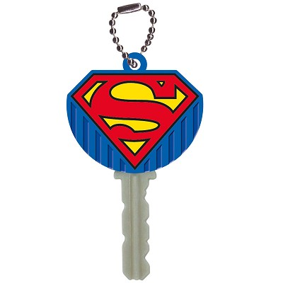 Superman Logo Key Cap Holder