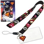 Superman Lanyard Necklace