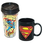 Superman Mug Set