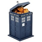 Doctor Who TARDIS Cookie Jar with Sound