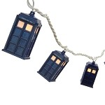 Doctor Who: Tardis String Lights
