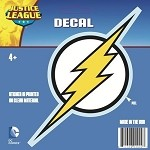 The Flash, Multicolor Logo Car Decal