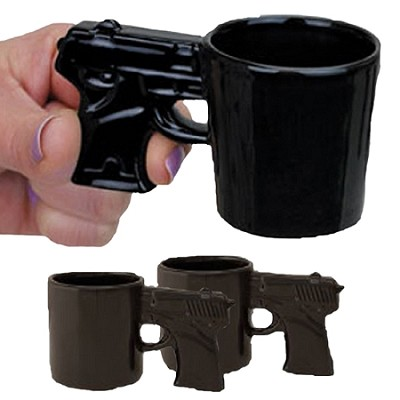 Gun Shot Glasses