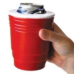 The Red Cup Koozie